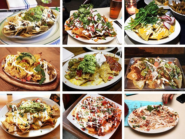 Where to Get the Best Nachos in NYC