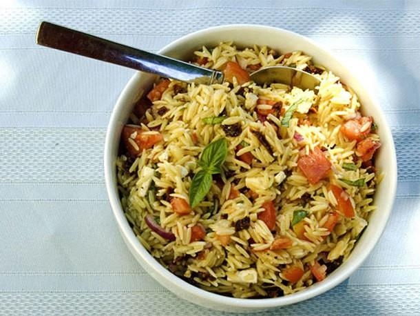 Bocce Pasta Salad Recipe
