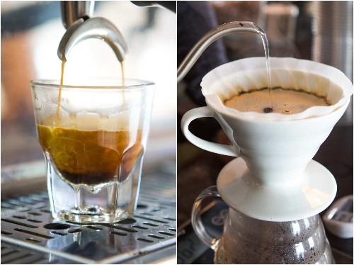 What's the Difference Between Espresso and Coffee?