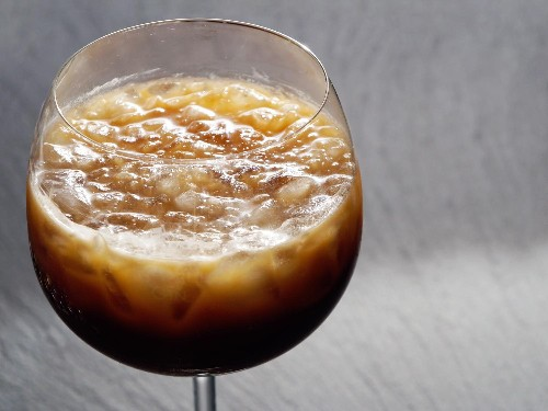 Improved Iced Coffee Recipe