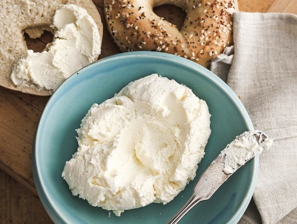 Farmhouse Cream Cheese from 'Mastering Fermentation'