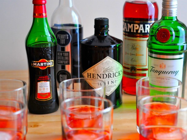 The Best Gin for Negronis