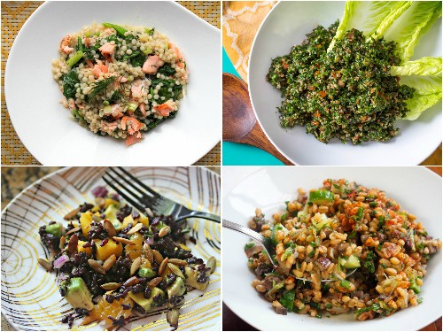 13 Easy, Flavorful Grain and Rice Salad Recipes