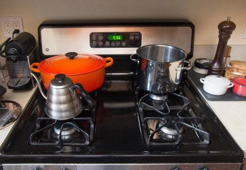 Behind the Scenes in Daniel's Home Kitchen
