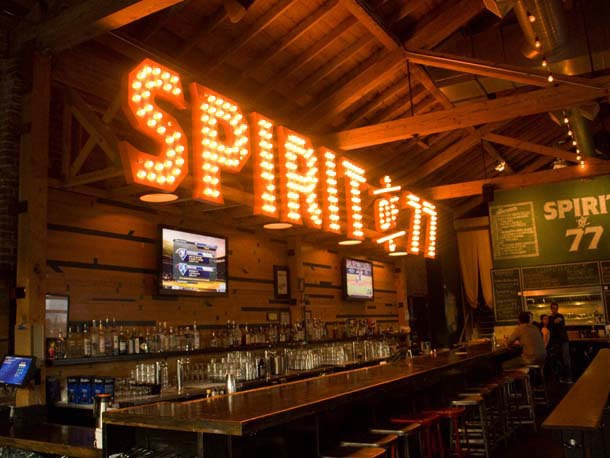 Spirit of 77 Reopens With New Bar Snacks for Portland Sports Fans