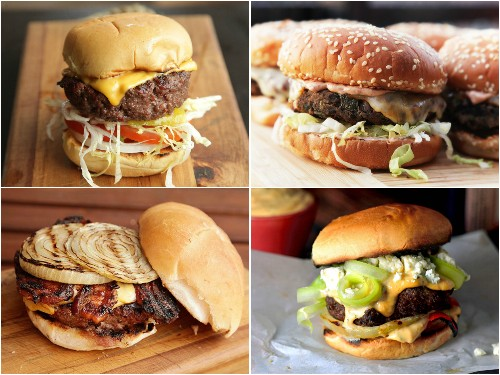 15 Grilled Burger Recipes for Memorial Day