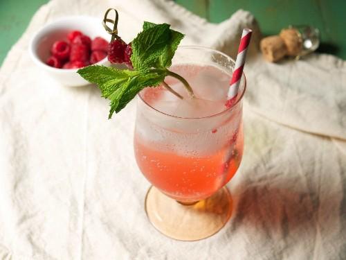 Raspberry Spritz Recipe