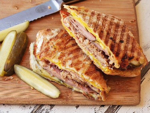How to Make Real-Deal Cuban Sandwiches