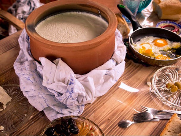 Video: Turkish Goat's Milk and Yogurt