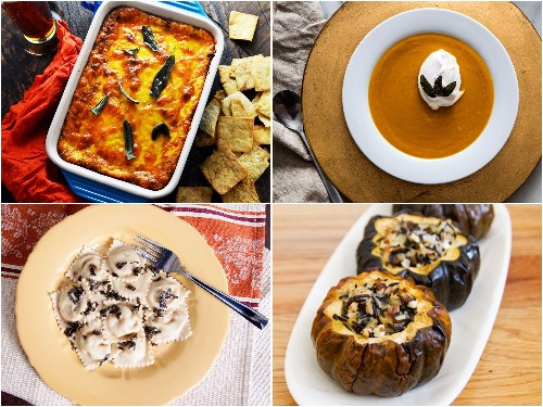 17 Squash Recipes for a Brighter, Sweeter Thanksgiving