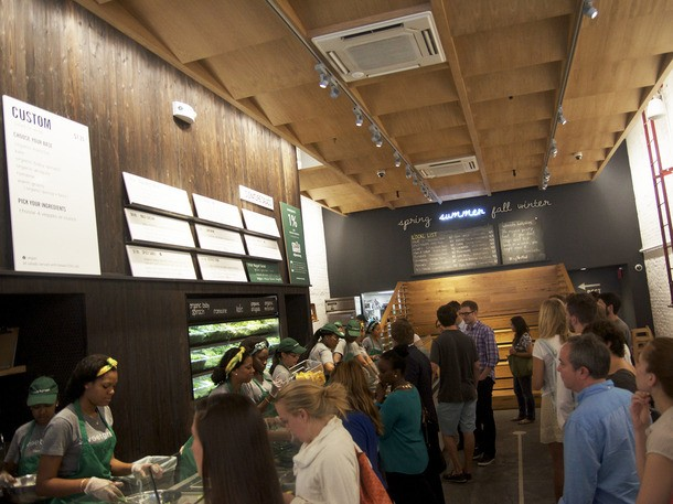 D.C.'s Sweetgreen in the NoMad Hotel, a New Hope for New York Salad