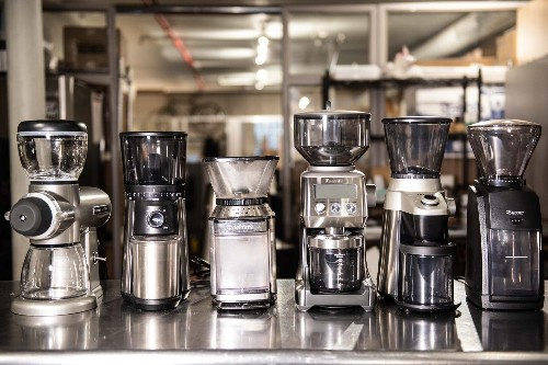 The Best Coffee Grinders