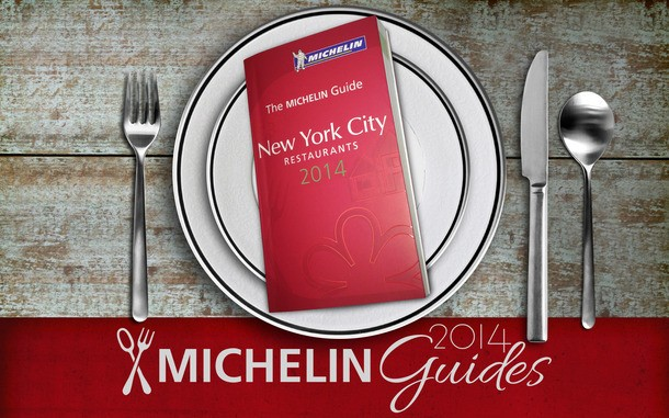 Michelin's 2014 New York Guide is Here