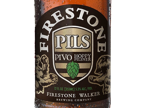 New Beer: Firestone Walker Pivo Hoppy Pils