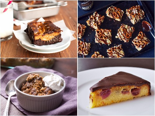 16 Thanksgiving Desserts That Aren't Pie