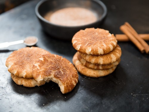 How to Make Soft and Puffy Snickerdoodles