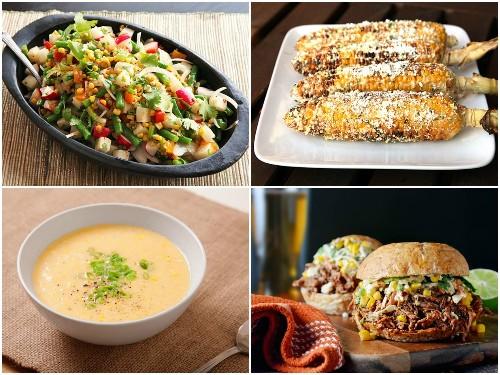17 Ways to Make Juicy, Crunchy Summer Corn Even Better