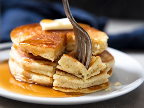 Just Add Milk and an Egg for the Easiest Homemade Pancake Mix