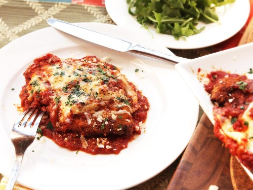 The Best Chicken Parmesan Recipe