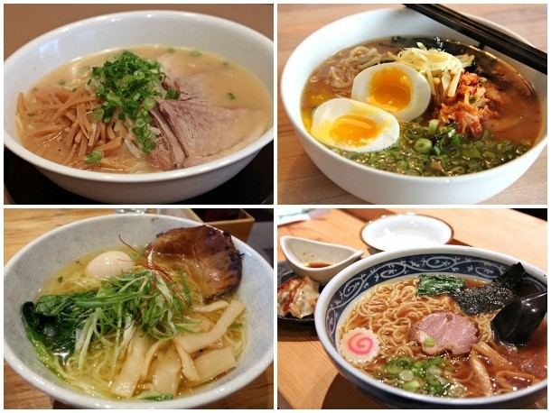 An Updated Guide to Seattle Ramen, in 6 Bowls