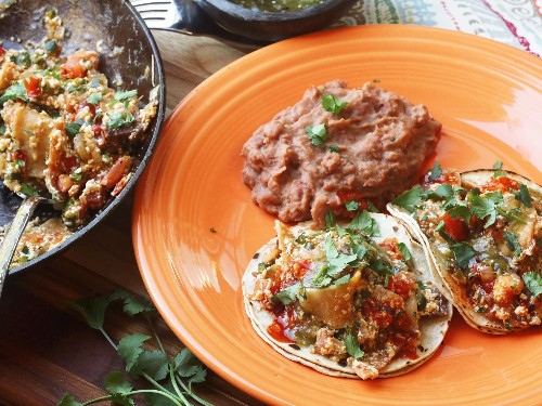 Vegan Migas (Mexican-Style Fried Tortillas With Tofu) Recipe