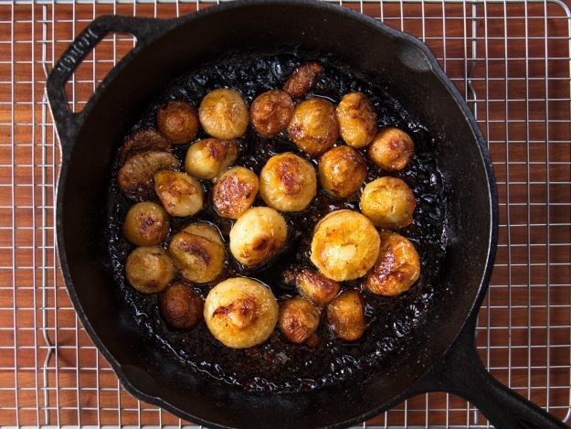 Easy Roasted Cipollini Onions Recipe