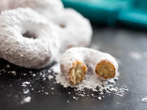 DIY Donettes (Mini Sugar-Coated Doughnuts) Recipe
