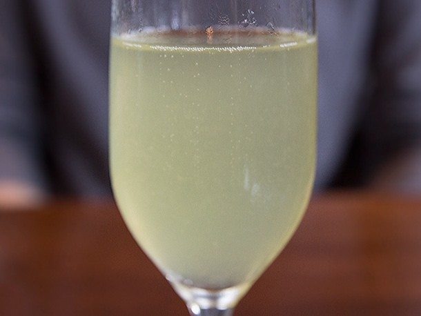 Favorite Brunch Drinks: How to Make The Blur from Nopa in San Francisco