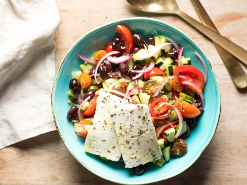 For the Best Greek Salad, Let Myth Be Your Guide, Not Your Master