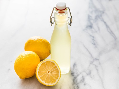 Stop Throwing Lemon Rinds Away! Make This No-Cook Syrup Instead