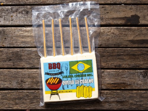 Brazilian Grilled Cheese Skewers Bring the Taste of Rio Home