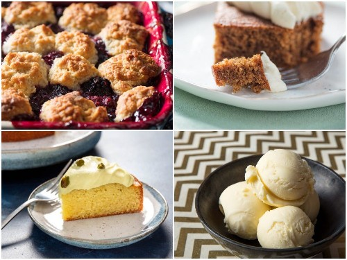 10 Sweet and Tangy Buttermilk Dessert Recipes