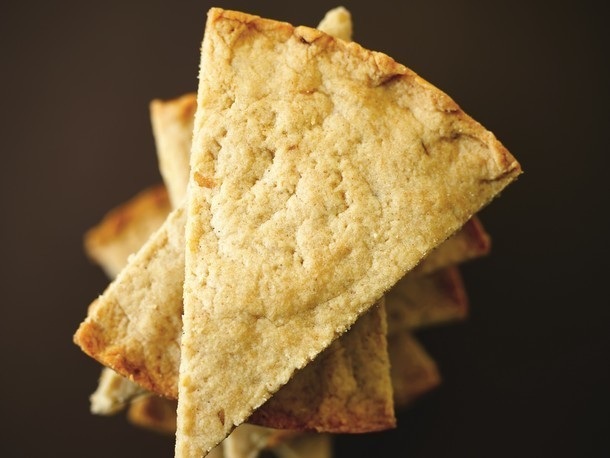 Cardamom and Ginger Shortbread