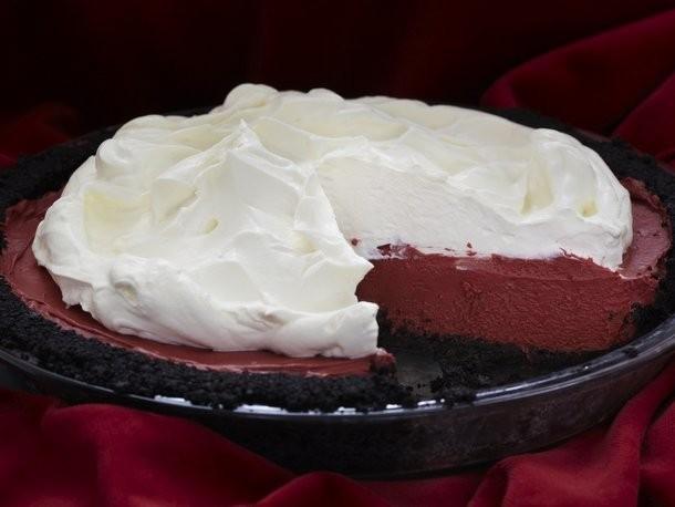 Bake the Book: Red Velvet Cheesecake