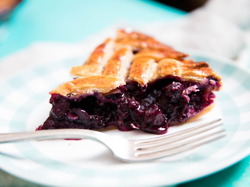 The Best Blueberry Pie: Fast, Easy, and Totally Reliable