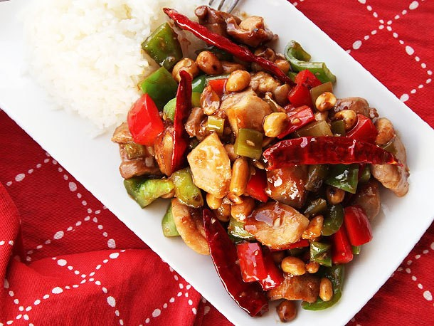 How to Make Takeout-Style Kung Pao Chicken
