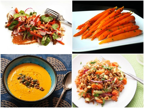 15 Carrot Recipes for Spring