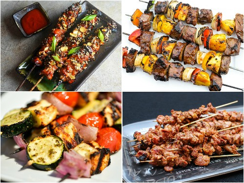 Summer on a Stick: Welcome Grilling Season With These 18 Kebab Recipes