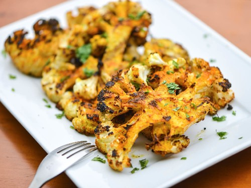 Transform Grilled Cauliflower With High Heat and a Whole Lot of Spice