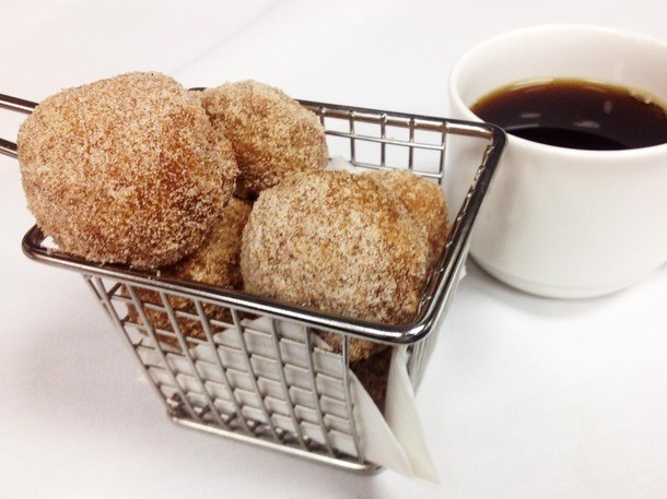 From the Pastry Dungeon: Apple Cider Doughnut Mini Muffins