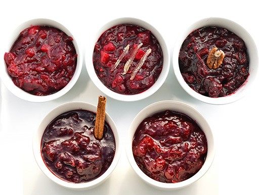 Sauced: Five Cranberry Sauce Variations for Thanksgiving