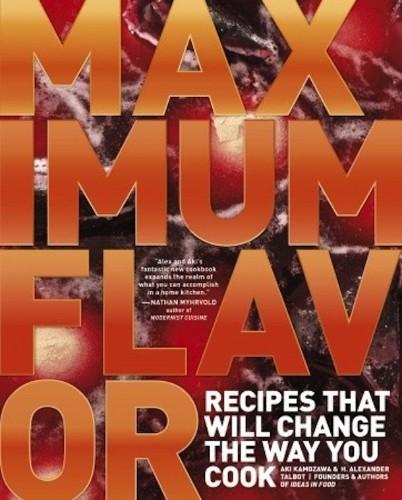 Cook the Book: 'Maximum Flavor'