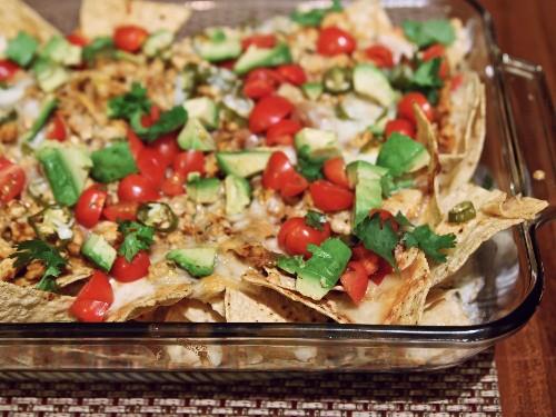 Chipotle Chicken Nachos Recipe