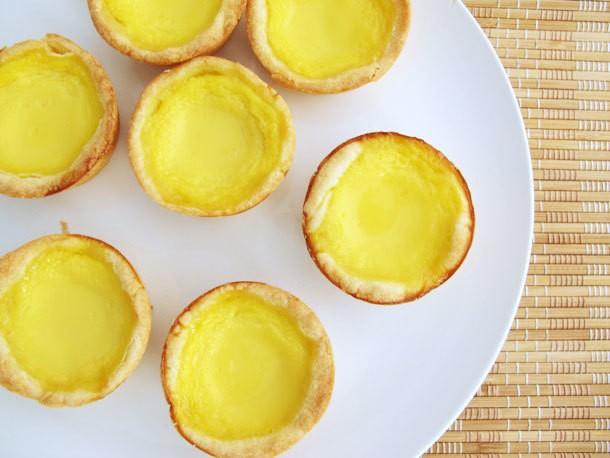 Chinese Egg Tarts Recipe