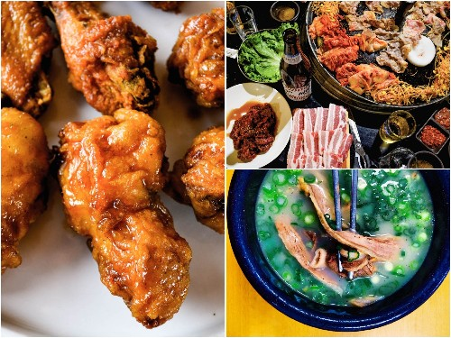 The Best Korean Food in LA's Koreatown