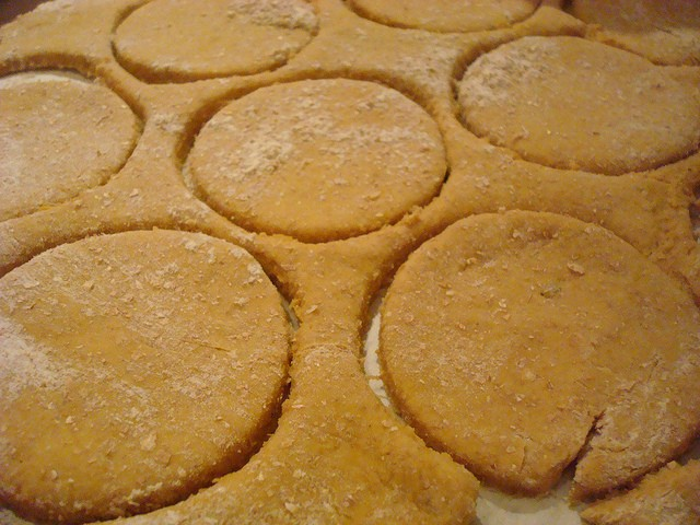 Dulce de Leche Pumpkin Sandwich Cookies Recipe