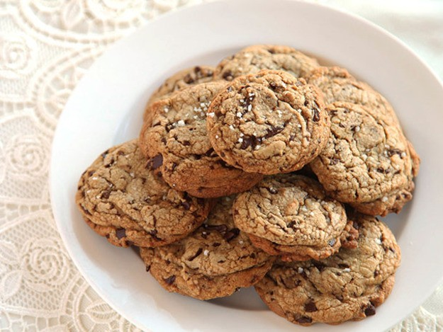 A Cookie a Day: The Best Chocolate Chip Cookies