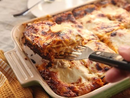 The Best Squash Lasagna Recipe