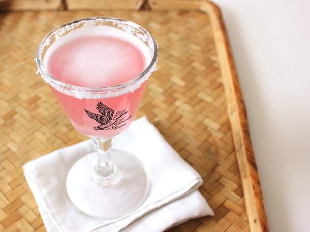 Rhubarb Sidecar Recipe