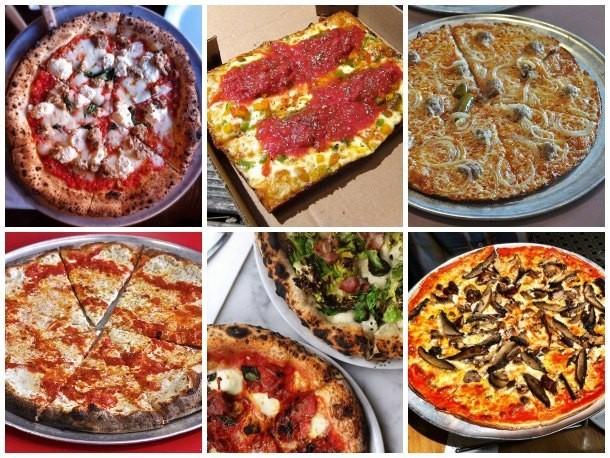 8 Pizzas That Haunt My Dreams, 2013